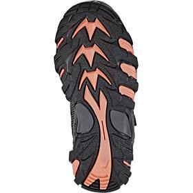 Hi-Tec Blackout Mid WP Zapatillas Niñas, black/pink